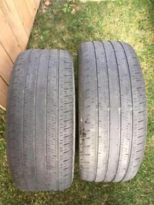 2 Continental ContiProContact - 225/50/17 - 50% - $50 For Both