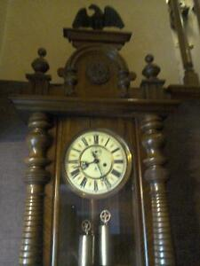 Antique German Vienna Regulator Wall Clocks London Ont.