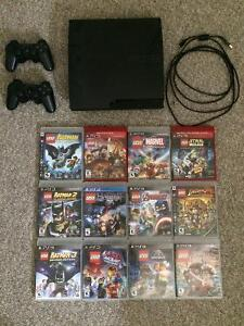 PS3, Games, and Accessories