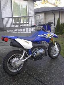 2007 TTR 50