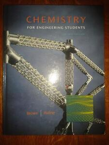 Chemistry for Engineering Students 2nd Edition Windsor Region Ontario image 1