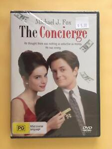 DVD Movie THE CONCIERGE 1993 Comedy ‎Michael J. Fox - NEW Sealed Caboolture Caboolture Area Preview