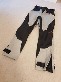 A PRO textile FEMALE motorcycle TROUSERS -  like new!