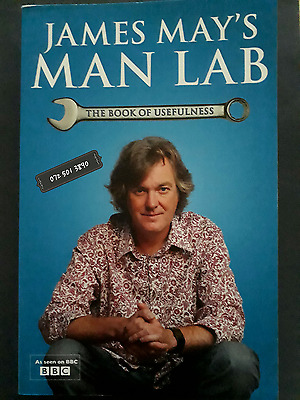 James May's Man Lab - The Book Of Usefulness.