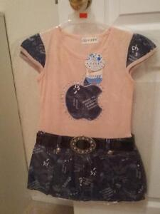 free girls clothes Brand New  size 4