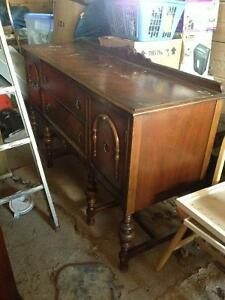 Many nice furniture items for sale
