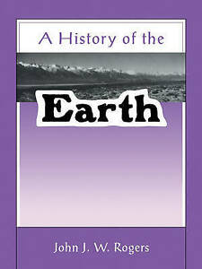A History of the Earth-ExLibrary