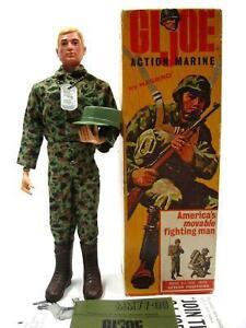 50910002428 Gi Joe Marine  Military   Adventure