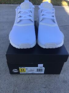 BNIB Adidas NMD R1 Triple White Size 11 Strathfield Strathfield Area Preview