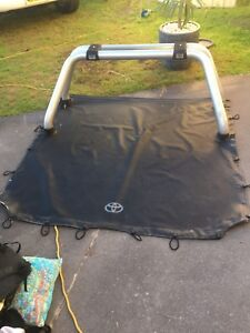 Toyota hilux sports bar and torno cover Corlette Port Stephens Area Preview