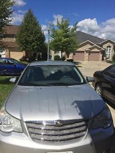 2007 Chrysler Sebring Sedan