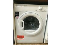 Hotpoint Aquarius Free Standing 7kg Vented Tumble Dryer