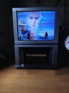 "36"" HD Panasonic TV complete with stand"