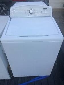 Kenmore washer and Tromm Dryer