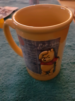WINNIE THE POOH COLLECTABLE CUP