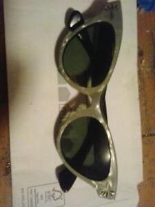 Antique B&L Ray-Ban Catseye Sunglasses