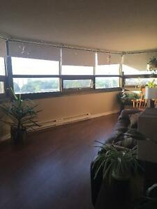Large 2 bedroom apartment with sunroom