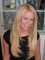 Kelowna's Best! Salon Quality Extensions at Half the Price!