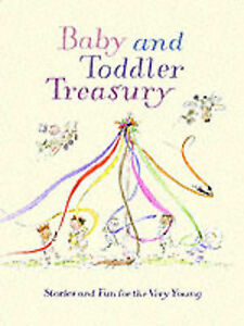 Baby-and-Toddler-Treasury-Anthology-Various-Book