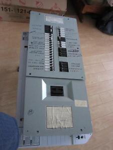 Pannaeu électrique commander 200 ampères avec 28 disjoncteurs