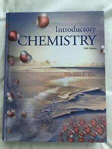 Pre Health Introductory Chemistry Textbook for sale!