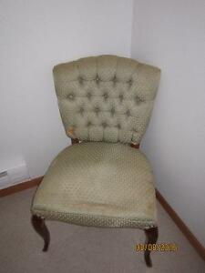 old chair Prince George British Columbia image 1