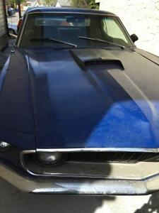 1969 Ford Mustang 302 Auto