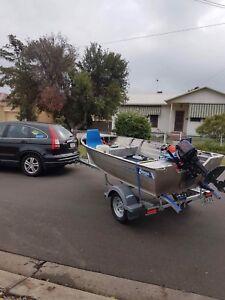 Stessl 3.8m HDV Windsor Gardens Port Adelaide Area Preview