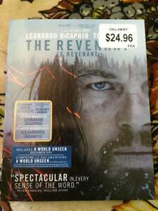 The Revenant on Blu-Ray