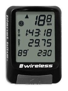Protegé 9.0 Wireless Bicycle Computer