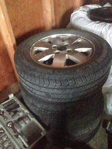 rims! 14 inch with tires