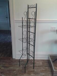 Adorable Green Accent Shelving Windsor Region Ontario image 1
