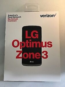 New LG Optimus Zone 3 for $150 Now available @STARZ MOBILE STORE