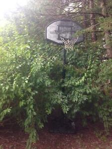 older basket ball net