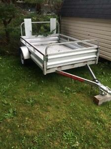 stirling utility trailer