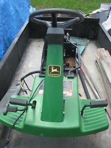 tracteur john deere f525 pour pieces