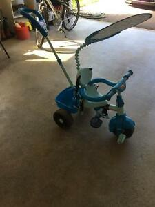 Little tikes tricycle excellent condition