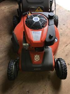 Husqvarna AWD lawnmower