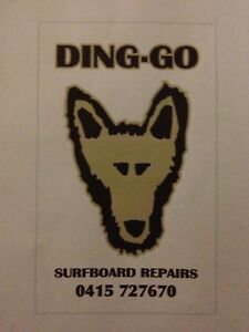 Ding-Go surfboard repairs Ashmore Gold Coast City Preview