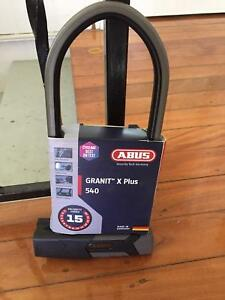 ABUS Granit X Plus 540 300mm Bicycle Bike Lock