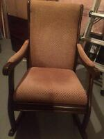 Accent Rocking chair , excellent condition
