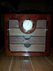 Large desk top Humidor