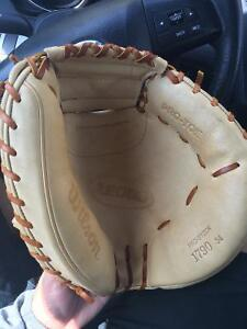 High End Catchers Glove for sale. Perfect Condition Peterborough Peterborough Area image 2