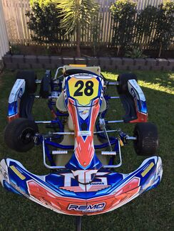 Monaco Go Kart chassis only