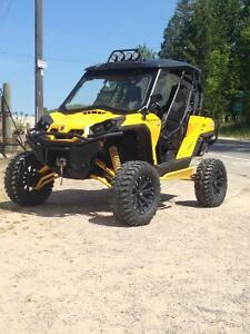 Yellow Can-Am Commander XT 1000 For Sale By Owner