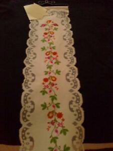 Brand new with tags decorative hanging lace floral panel London Ontario image 1