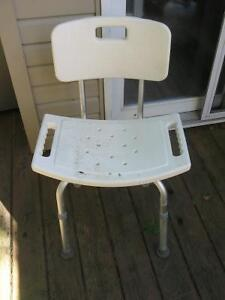 chair for showering London Ontario image 1