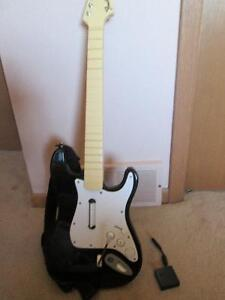 Playstation 3 Rock Band Stratocaster Wireless Guitar Controller