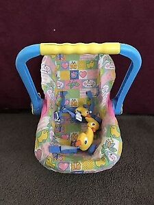 Genuine baby born doll capsule carrier The Vines Swan Area Preview