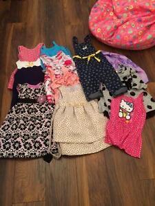 Girls 3T-4T EUC dresses